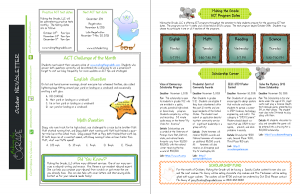 Oct Newsletter